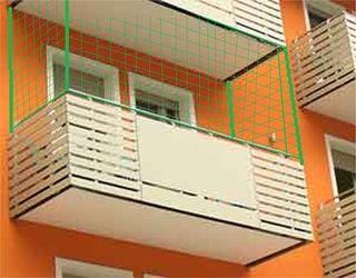 Balconi sicuri - gatti fatti e misfatti