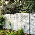 giardino messo in sicurezza