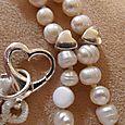 Perle di fiume particolare