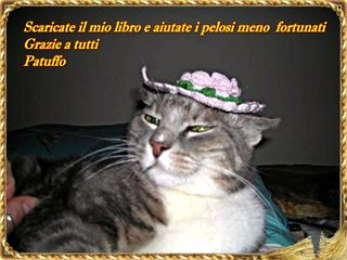 Patuffo cappellino