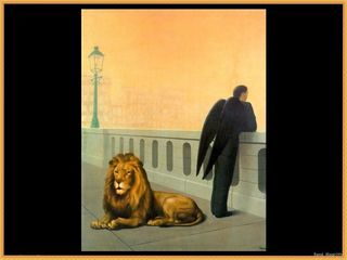 1 magritte_il leone