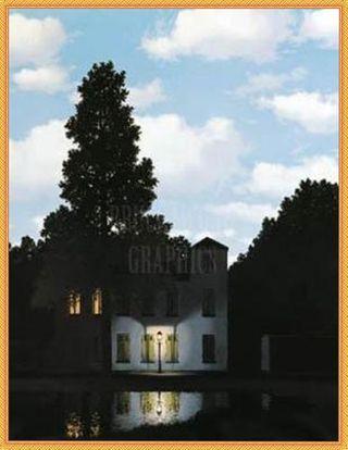 7 magritte-l'impero delle luci-1954