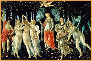 10 botticelli- la primavera