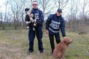 Rocco e biagio e le guardie zoofile