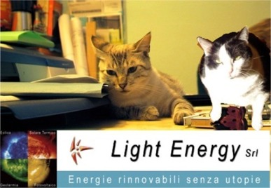 l'Ing. Grafite e l'Arch. Mina presentano: Light Energy